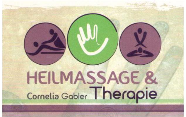 Heilmassage & Therapie Cornelia Gabler