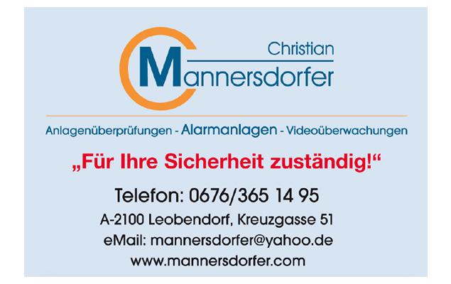 Christian Mannersdorfer