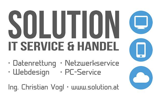 Solution IT Service & Handel e.U.